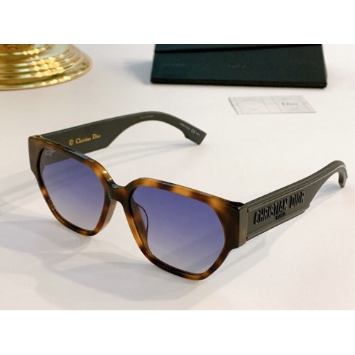 Christian Dior AAA Quality Sunglasses #775662