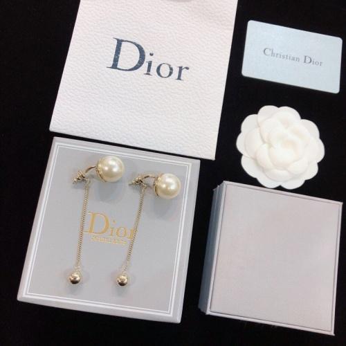Christian Dior Earrings #775714 $28.13 USD, Wholesale Replica Christian Dior Earrings