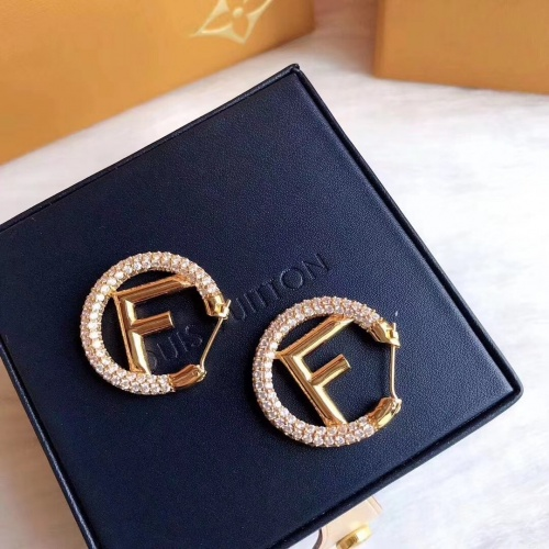 Fendi Earrings #775719