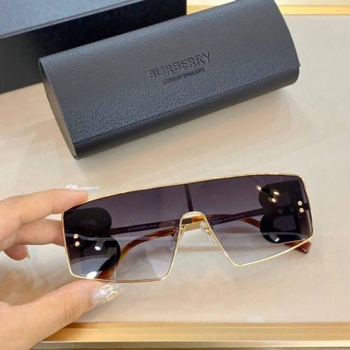 Burberry AAA Quality Sunglasses #775819
