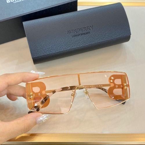 Burberry AAA Quality Sunglasses #775821