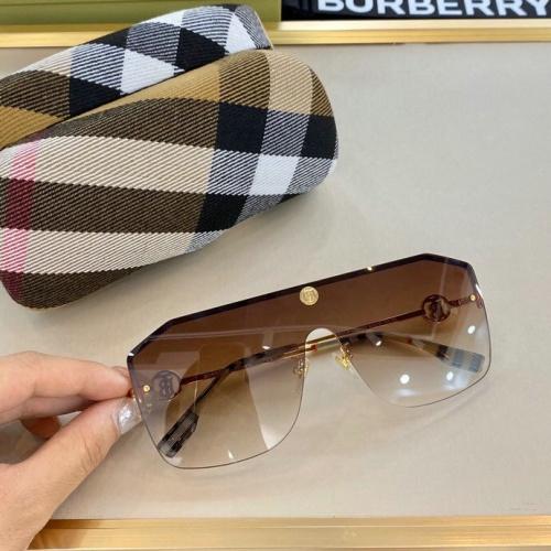 Burberry AAA Quality Sunglasses #775828