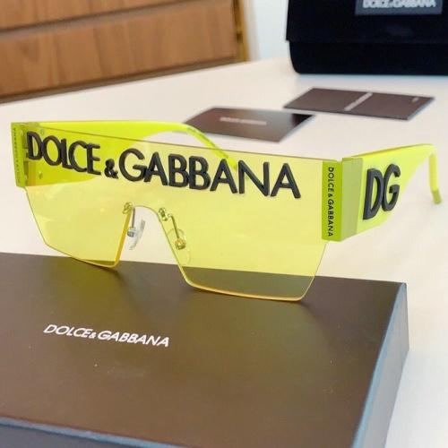 Dolce & Gabbana D&G AAA Quality Sunglasses #775848