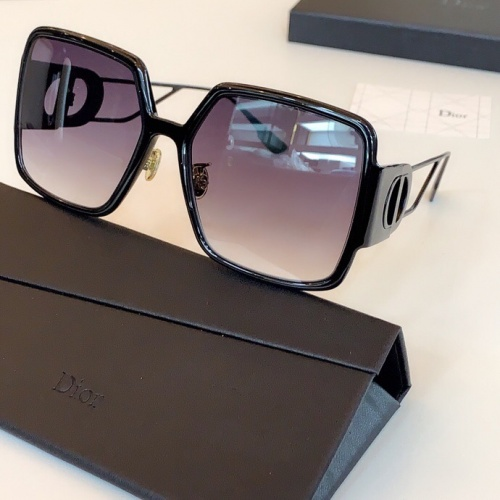 Christian Dior AAA Quality Sunglasses #775856 $63.05 USD, Wholesale Replica Christian Dior AAA Quality Sunglasses