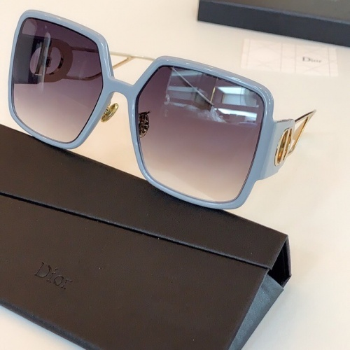 Christian Dior AAA Quality Sunglasses #775857