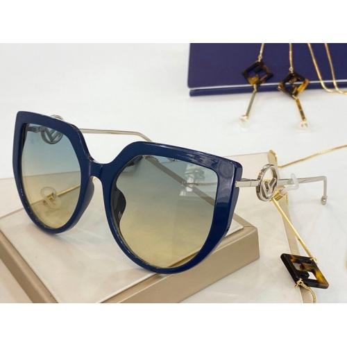 Fendi AAA Quality Sunglasses #775869