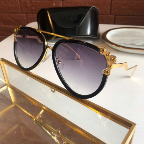 Fendi AAA Quality Sunglasses #775875