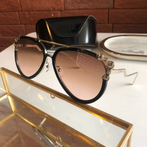 Fendi AAA Quality Sunglasses #775877