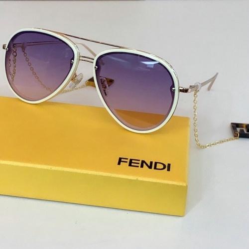 Fendi AAA Quality Sunglasses #775887