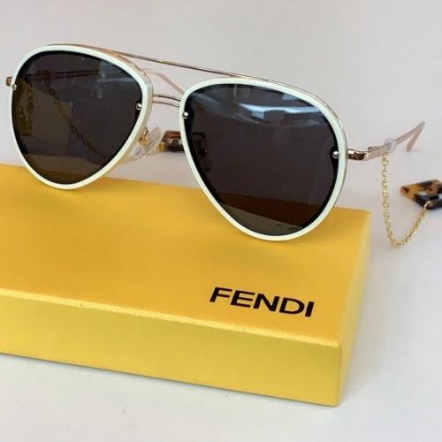 Fendi AAA Quality Sunglasses #775890