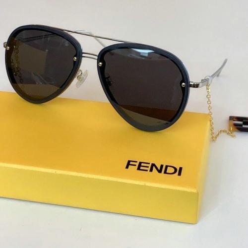 Fendi AAA Quality Sunglasses #775891