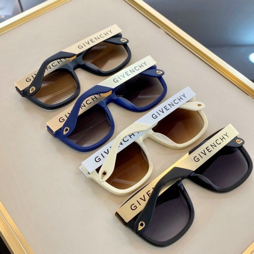 Replica Givenchy AAA Quality Sunglasses #775892 $63.05 USD for Wholesale
