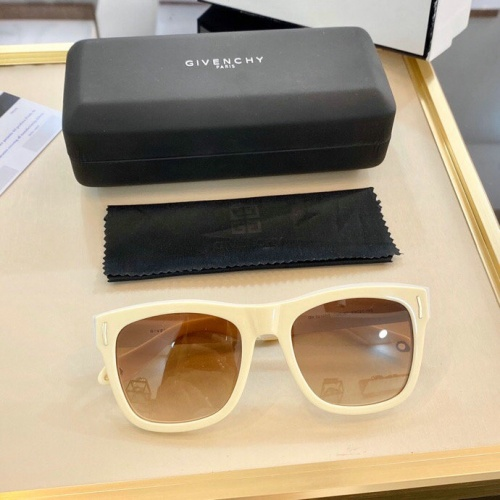 Givenchy AAA Quality Sunglasses #775893 $63.05 USD, Wholesale Replica Givenchy AAA Sunglasses