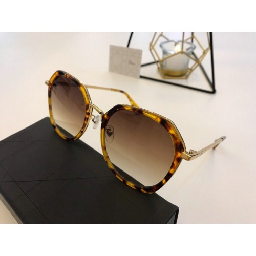 Christian Dior AAA Quality Sunglasses #776016