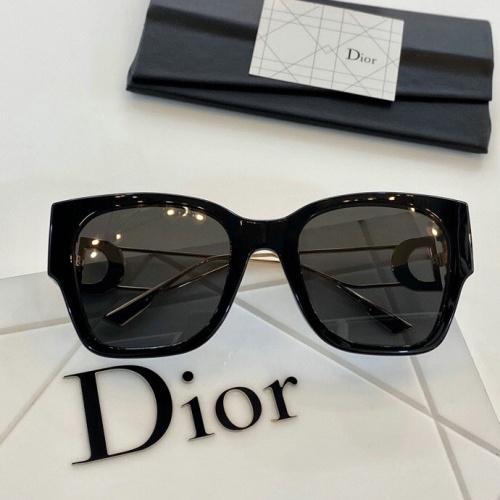 Christian Dior AAA Quality Sunglasses #776021