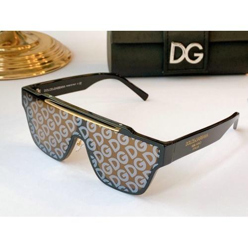 Dolce & Gabbana D&G AAA Quality Sunglasses #776043