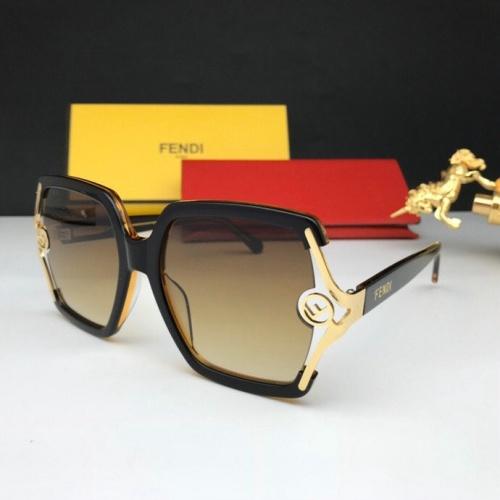 Fendi AAA Quality Sunglasses #776058