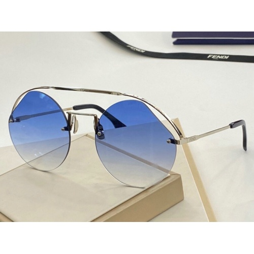 Fendi AAA Quality Sunglasses #776064