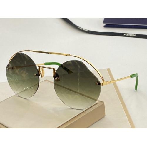 Fendi AAA Quality Sunglasses #776072