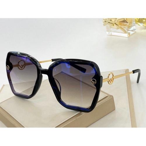 Fendi AAA Quality Sunglasses #776074