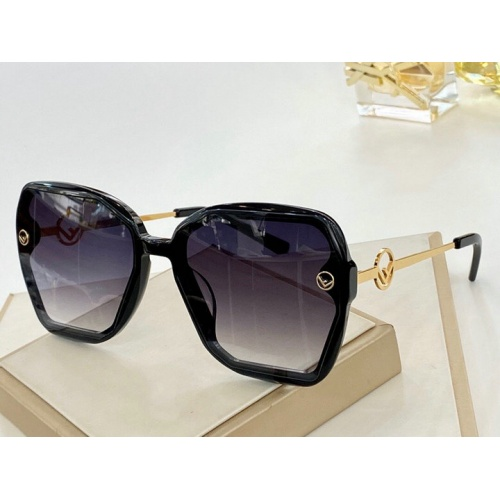Fendi AAA Quality Sunglasses #776076