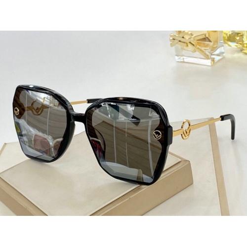 Fendi AAA Quality Sunglasses #776077