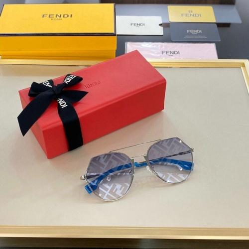Fendi AAA Quality Sunglasses #776084