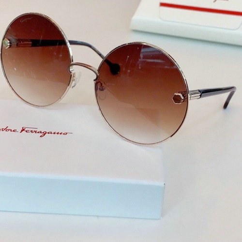 Ferragamo Salvatore FS AAA Quality Sunglasses #776265