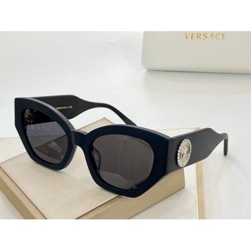 Versace AAA Quality Sunglasses #776293 $59.17 USD, Wholesale Replica Versace AAA+ Sunglasses