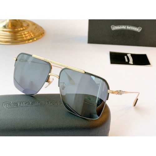 Chrome Hearts AAA Quality Sunglasses #776322