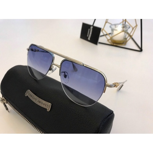 Chrome Hearts AAA Quality Sunglasses #776323