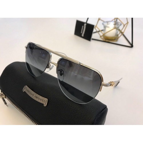 Chrome Hearts AAA Quality Sunglasses #776324 $59.17 USD, Wholesale Replica Chrome Hearts AAA Sunglasses