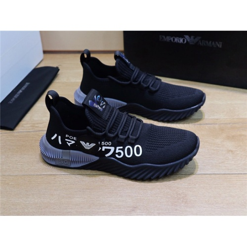Armani Casual Shoes For Men #776339