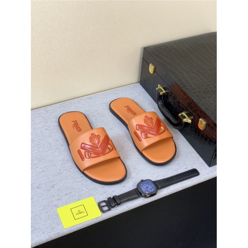 Fendi Slippers For Men #776382