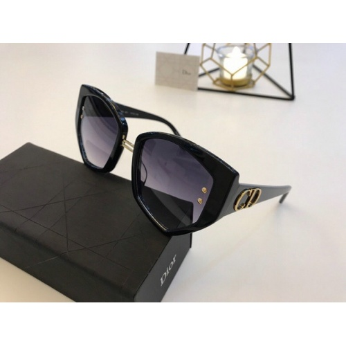 Christian Dior AAA Quality Sunglasses #776455