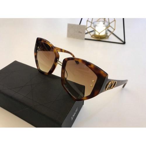 Christian Dior AAA Quality Sunglasses #776457