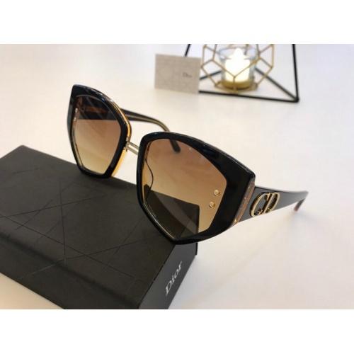 Christian Dior AAA Quality Sunglasses #776458