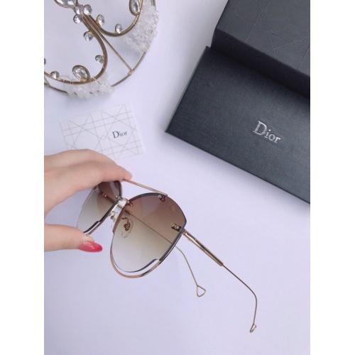 Christian Dior AAA Quality Sunglasses #776465