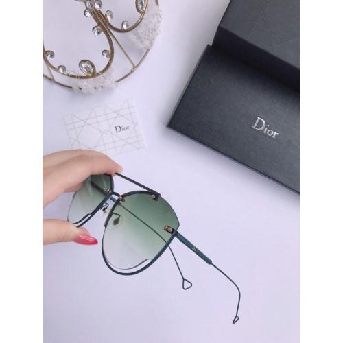 Christian Dior AAA Quality Sunglasses #776466