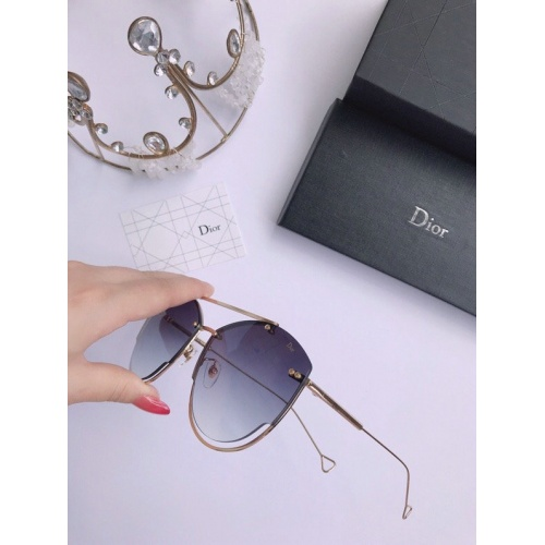 Christian Dior AAA Quality Sunglasses #776467
