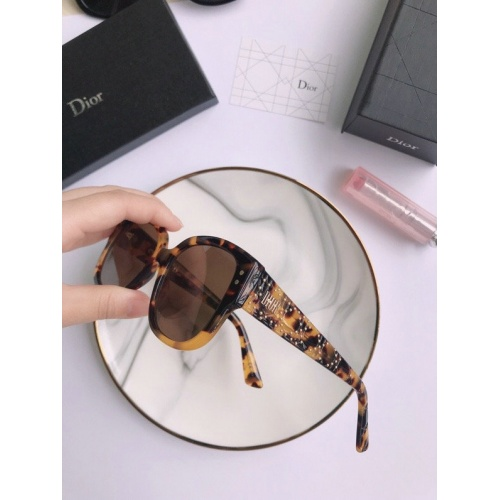 Christian Dior AAA Quality Sunglasses #776469