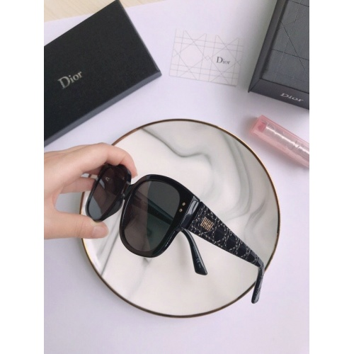 Christian Dior AAA Quality Sunglasses #776472