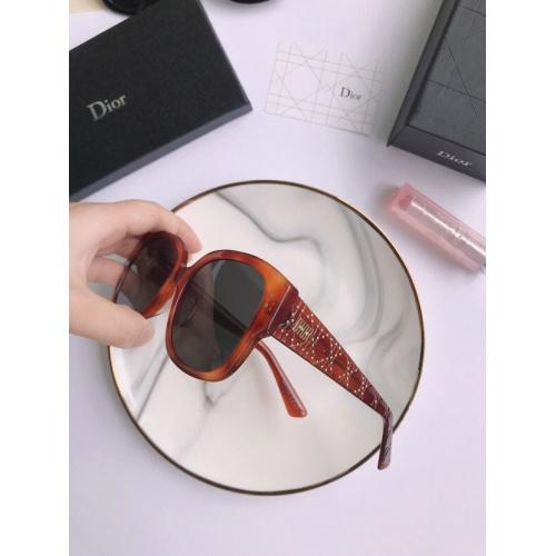 Christian Dior AAA Quality Sunglasses #776473