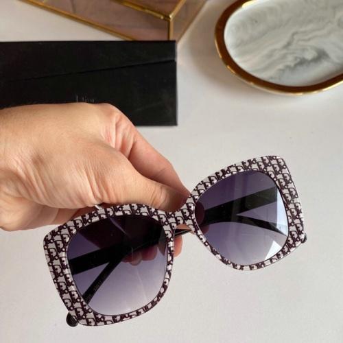 Christian Dior AAA Quality Sunglasses #776498