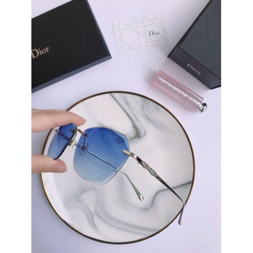 Christian Dior AAA Quality Sunglasses #776511