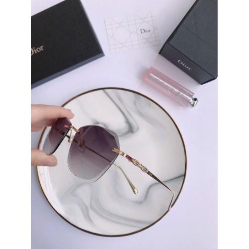 Christian Dior AAA Quality Sunglasses #776512