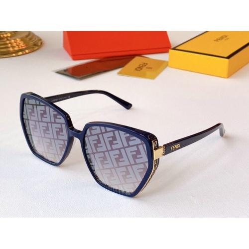 Fendi AAA Quality Sunglasses #776546