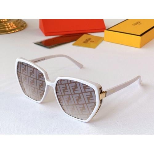 Fendi AAA Quality Sunglasses #776547