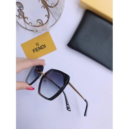 Fendi AAA Quality Sunglasses #776564