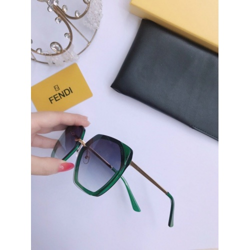 Fendi AAA Quality Sunglasses #776565